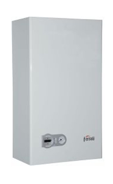 FERROLI DOMIproject F32 D N de 32 KW con kit de salida de gases estandar