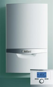 VAILLANT ECOTEC PLUS 346 de 34 KW (VMW ES 346/5-5) con plantilla y kit evac.PP