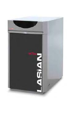 LASIAN ACTIVA PLUS 40 de pie de 37,5 Kw. mixta kit combustión estanca opcional